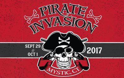 Pirate Invasion 2017