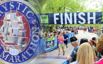 Mystic Half Marathon and 10K 2018