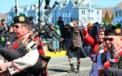 15th Annual Mystic Irish Parade