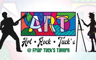 Art • Rock • Tuck's – May, 2019