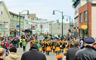 Mystic Irish Parade 2021