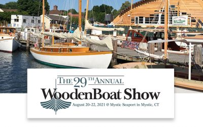The WoodenBoat Show 2021